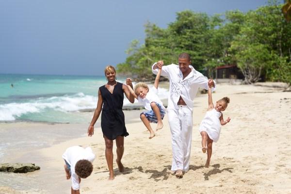 Seance famille plage Sainte Luce 22