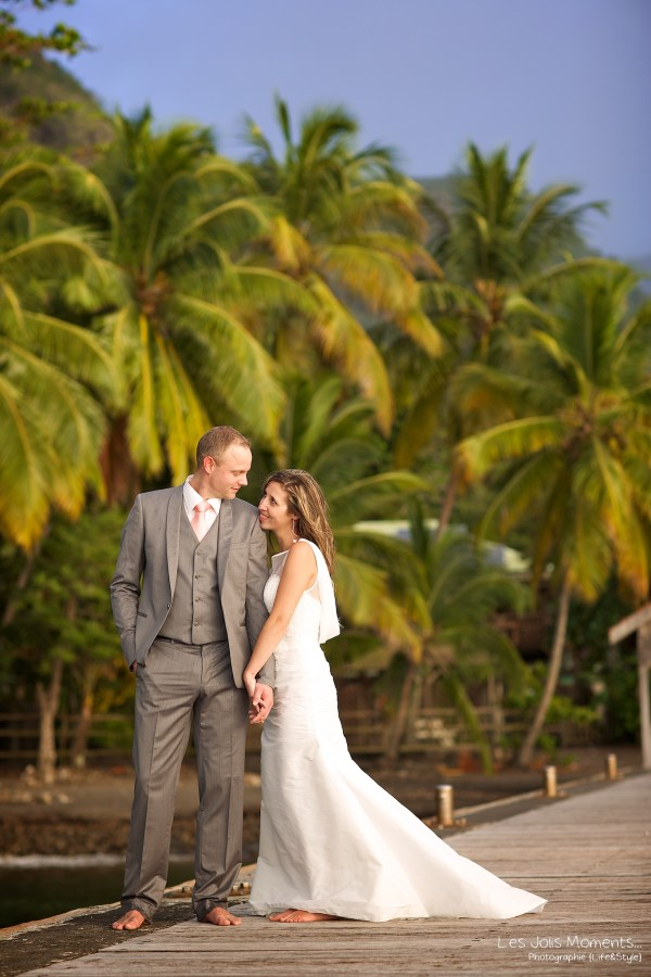 Seance couple Lune de Miel Martinique  25