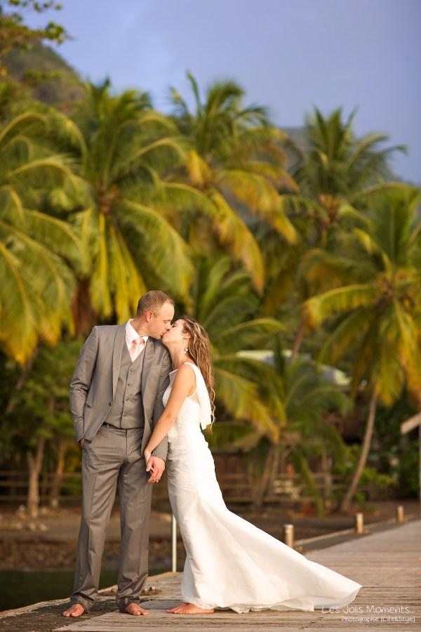 Seance couple Lune de Miel Martinique  26