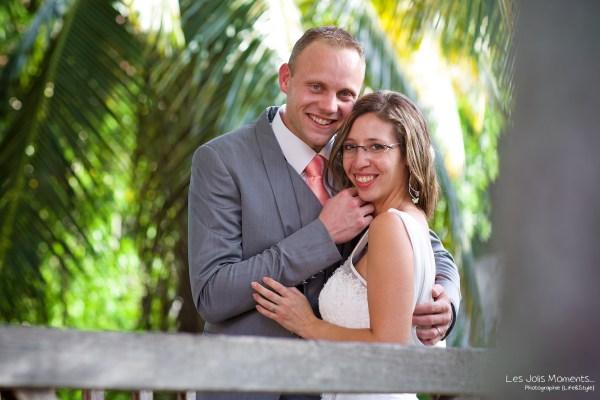 Seance couple Lune de Miel Martinique  3