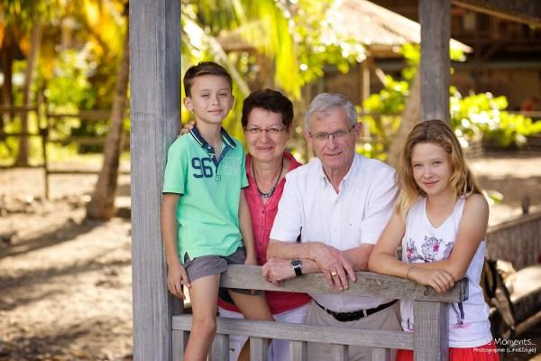 Seance photo famille Anse Noire Martinique 12