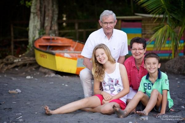 Seance photo famille Anse Noire Martinique 21