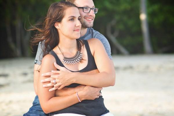Marion et Arnaud seance amoureux Martinique 11