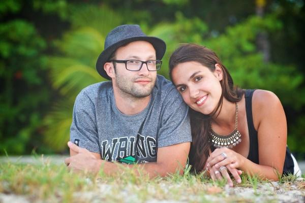 Marion et Arnaud seance amoureux Martinique 17