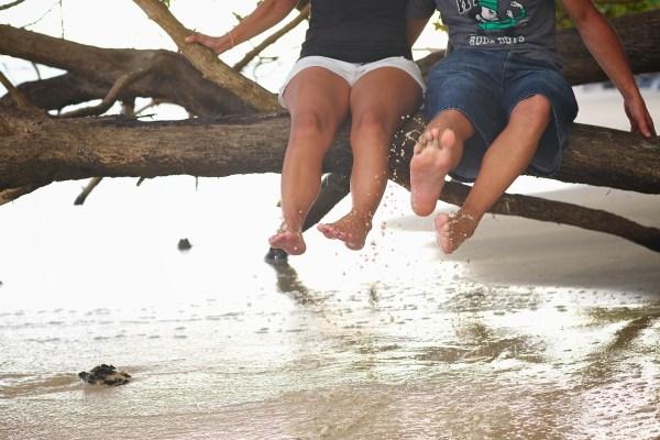 Marion et Arnaud seance amoureux Martinique 22