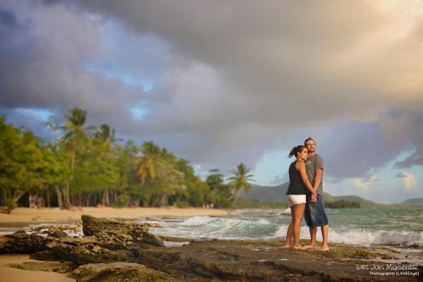 Marion et Arnaud seance amoureux Martinique 27