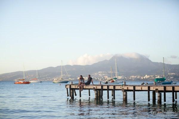Marion et Arnaud seance amoureux Martinique 47