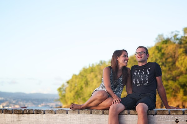 Marion et Arnaud seance amoureux Martinique 49