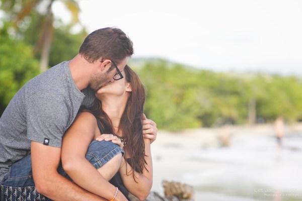 Marion et Arnaud seance amoureux Martinique 9