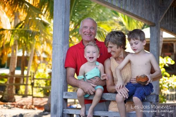 seance grands parents petits enfants Martinique 9