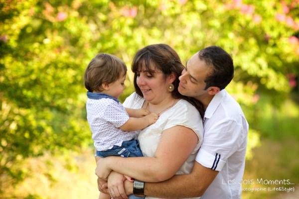 Seance photo famille dans les Landes 17