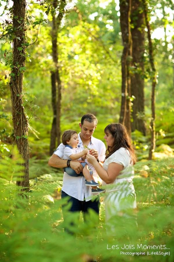 Seance photo famille dans les Landes 19