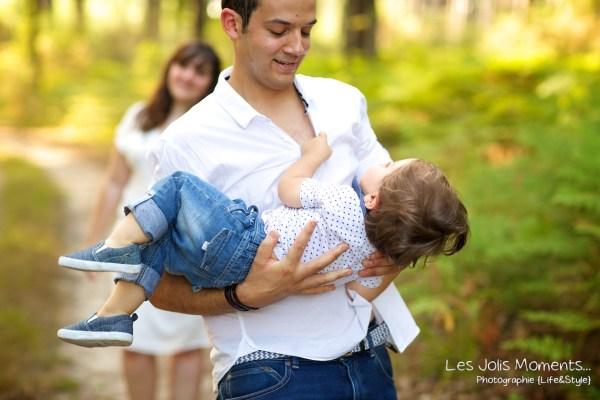 Seance photo famille dans les Landes 25