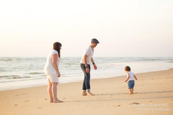 Seance photo famille dans les Landes 33