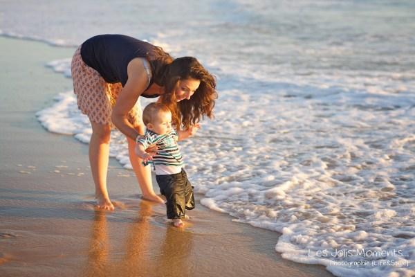 Seance en famille avec bebe dans les Landes 67