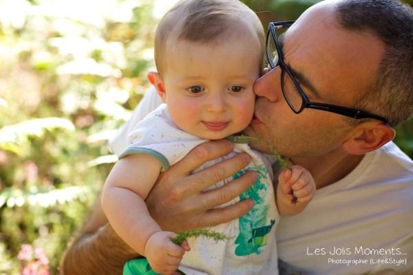 Seance en famille avec bebe dans les Landes 7