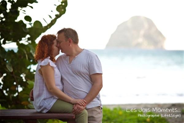 Seance Voyage de Noce en Martinique 16