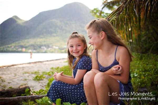 Seance famille en vacances au Diamant 2