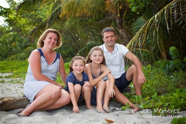 Seance famille en vacances au Diamant 5