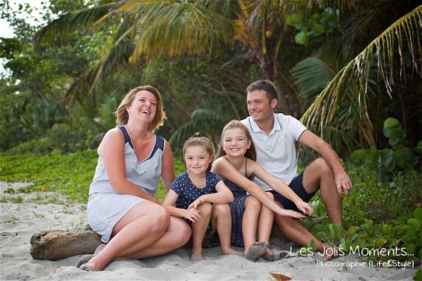 Seance famille en vacances au Diamant 6