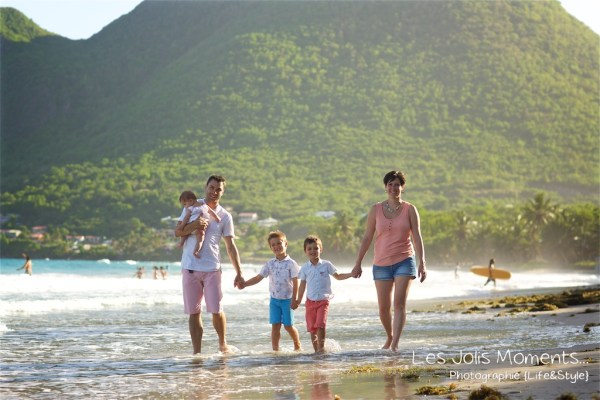 seance famille vacanciers Martinique 14
