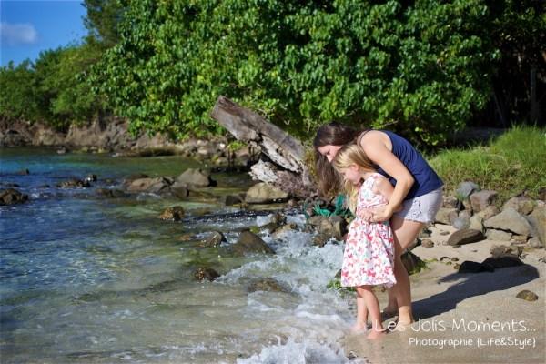 Seance a la plage a Anse Figuier Sainte Luce 4
