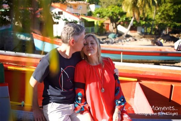 Seance anniversaire de mariage a Anse Dufour 1