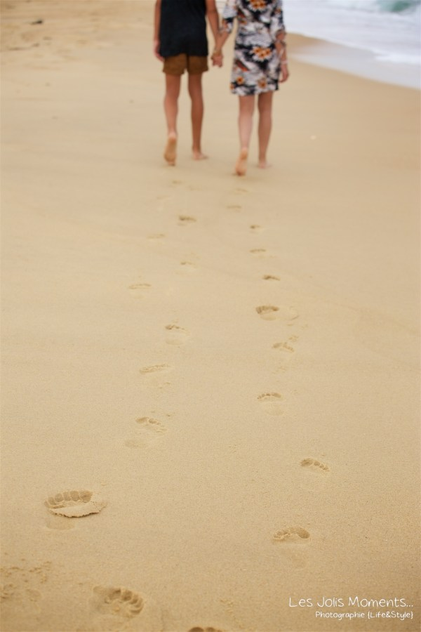 Seance mere fils a la plage 15