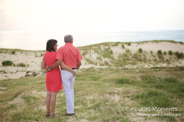 Seance photo dans les dunes des Landes 9