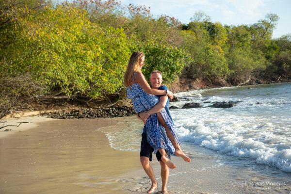 Seance engagement aux Salines Martinique 14