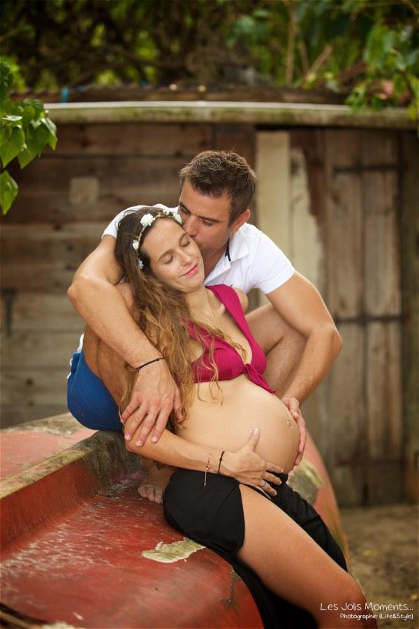 Seance maternite a Sainte Luce 27