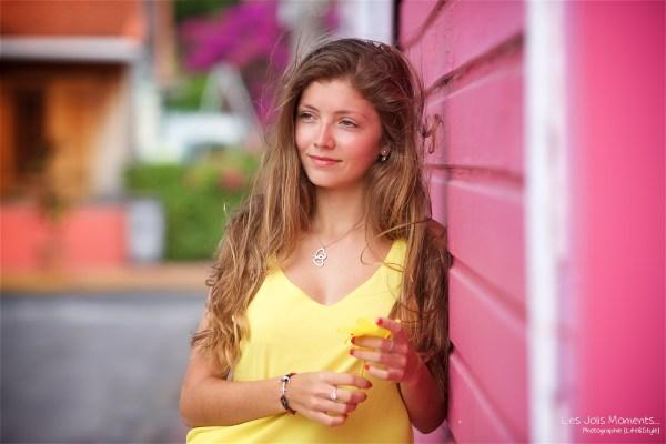 Seance Portrait adolescente 16 ans Martinique 14
