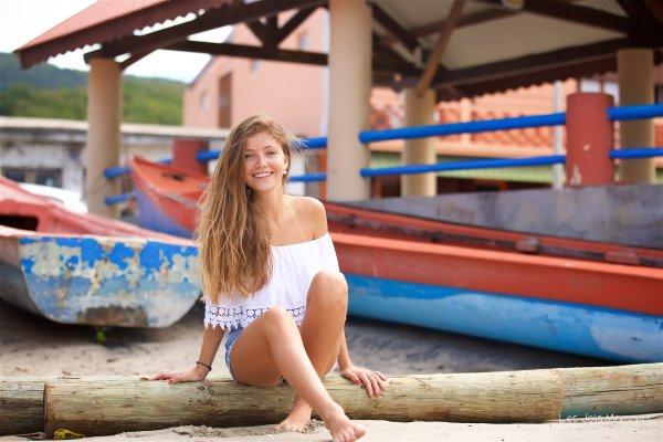 Seance Portrait adolescente 16 ans Martinique 17