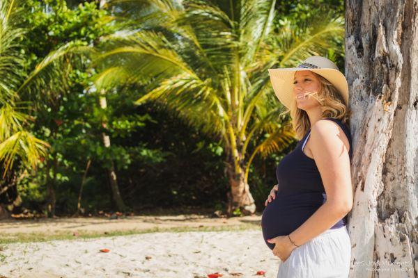 Seance grossesse sous les tropiques 1