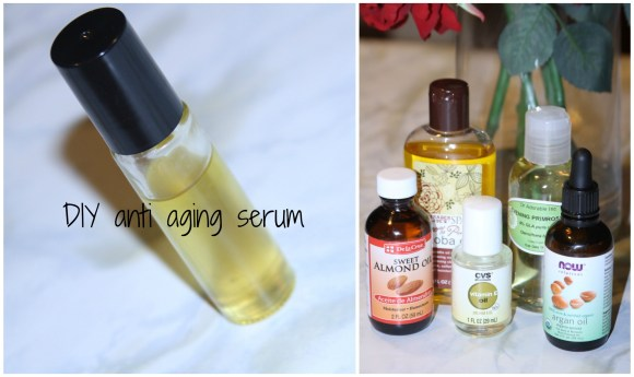 diyserum 580x345 Homemade Anti Aging Serum