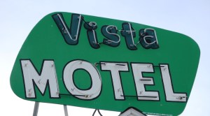 Vista Motel - Shelby, Montana