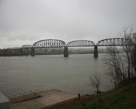 One of many Ohio River Crossings