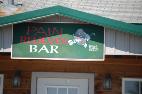 Pain Reliever Bar, Nekoma, ND