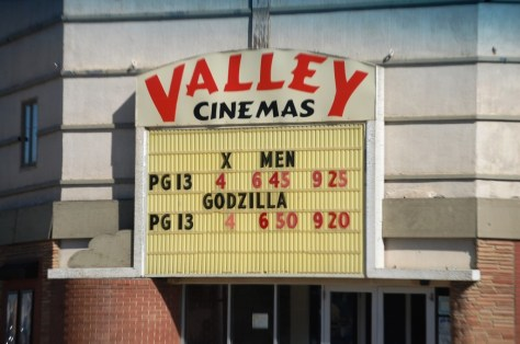 Valley Cinemas has two theaters to accommodate the populace in and around Glasgow