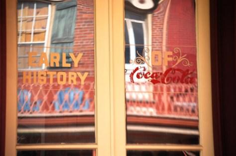 The Biedenharn Coca Cola Museum in Vicksburg