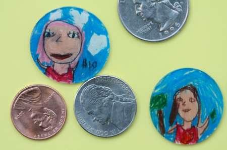 Kid's Coins