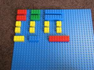 lego musical rhythm lesson