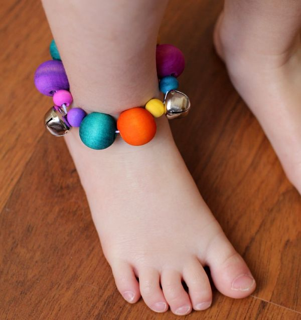 Jingle Bell Ankle Bracelets