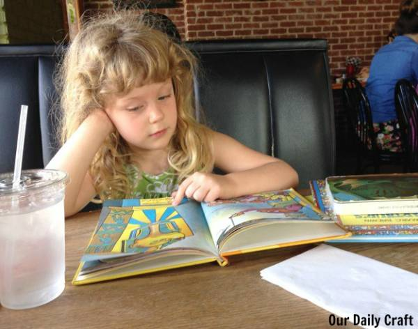 Reading daily is a great way to help prevent the summer slide. Check out these other tips.