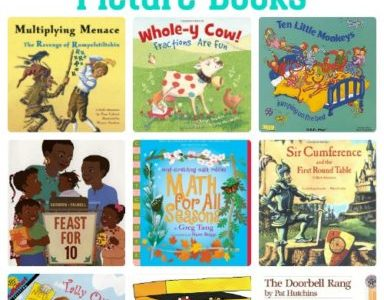 Check out These Math Picture Books