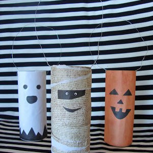 6 Last Minute Halloween Crafts for Kids