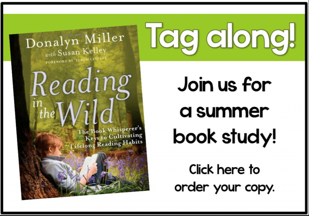 reading in the wild summer book study lessons with laughter rh lessonswithlaughter com Book Discussion Chart Sample Study Guides