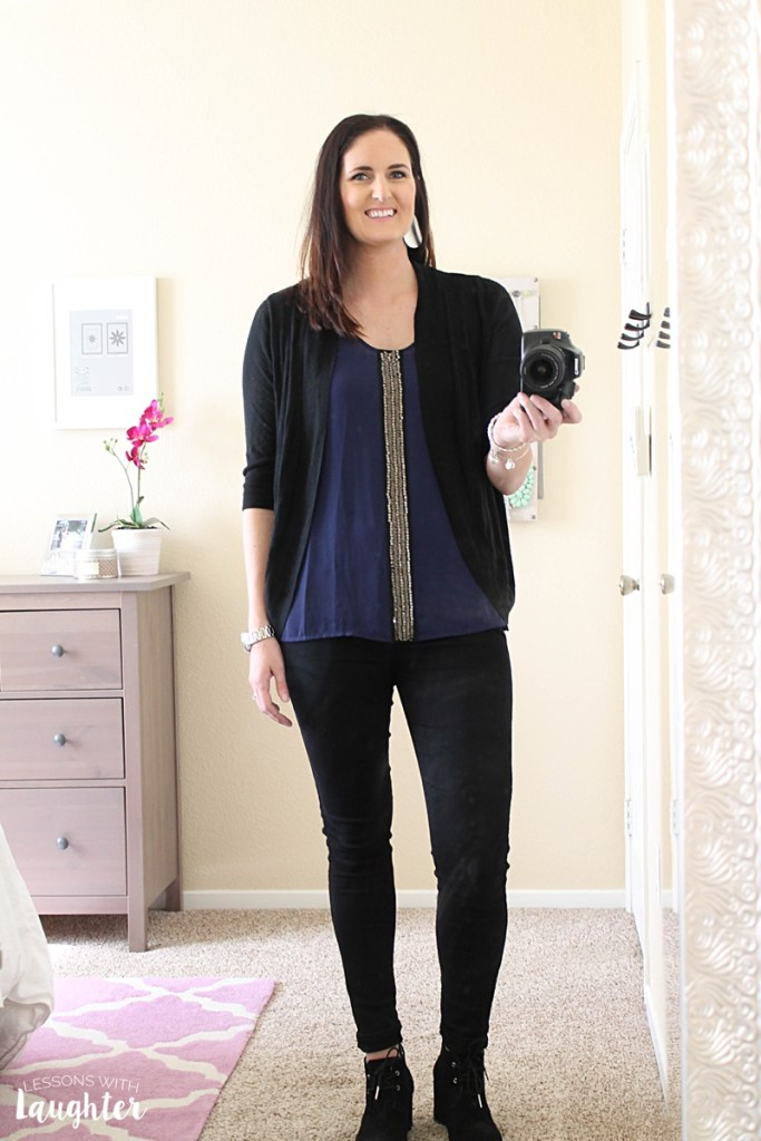 Darcy Beaded Panel Blouse by Fun2Fun - Stitch Fix