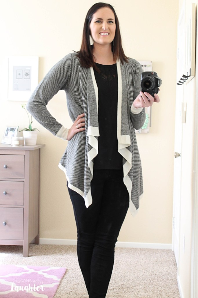 Vivianna Open-Draped Knit Cardigan by RD Style - Stitch Fix