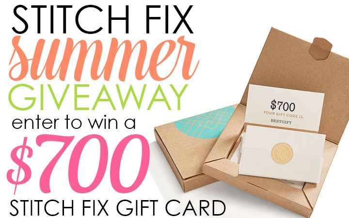 Stitch Fix Summer Giveaway and Review